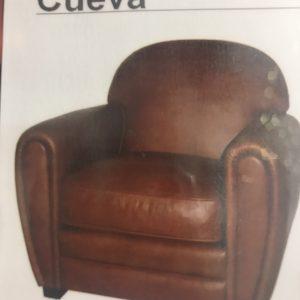 Fauteuil «Cueva» cuir mouton dispo sur commande au 06.78.73.29.73