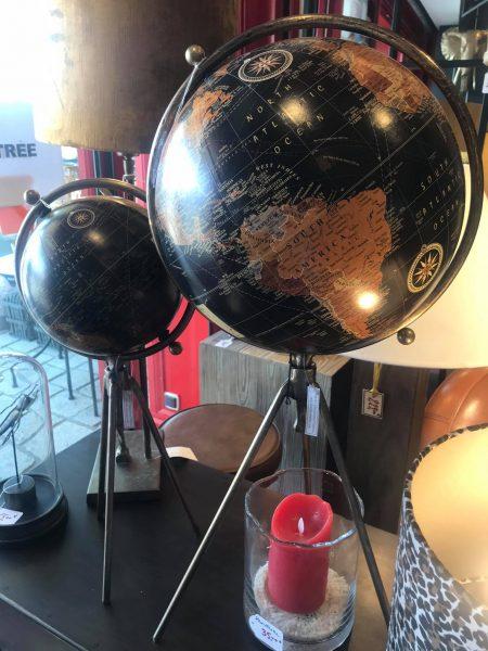 Globes en tout genre